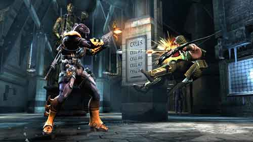 Injustice Gods Among Us PS3 ISO [+DLC] Download - PS3 Games PKGs for