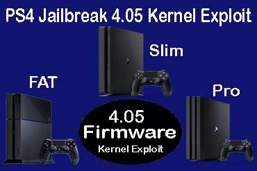 Full PS4 Jailbreak 4 05 Kernel Exploit Released with Debug