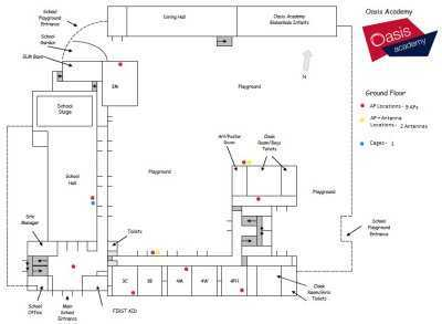 ICT Network Cabling for Schools and Academies from PSP