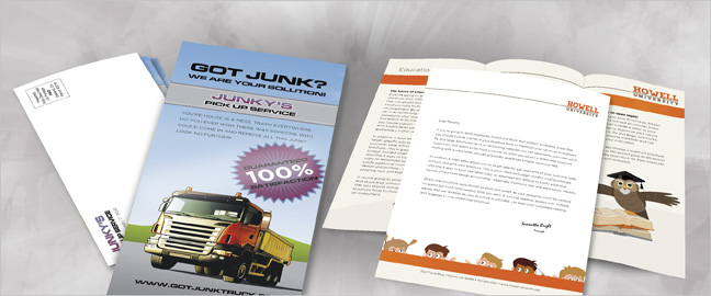 Three New Direct Mail Brochure Tricks