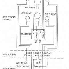 Panel Wiring Diagram 2001 Saturn Sl1 Ignition Music Projects - Poz P1 Speaker System
