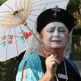 Sister Koi Agulant