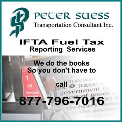 PSTC IFTA Fuel tax