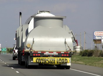 oversize overweight haulers exempt from 30 min rule