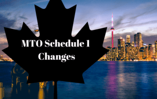 MTO Changes to Spring Assembly Regulations