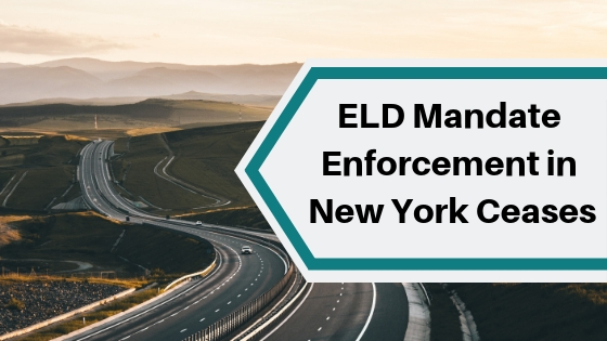 New York ELD Enforcement