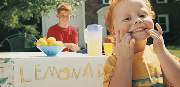 lemonaide stand
