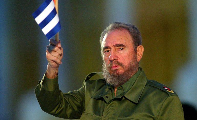 Ante la muerte de Fidel Castro
