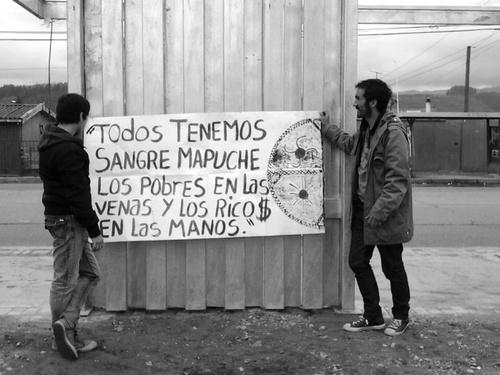 La clase obrera y la cuestión mapuche