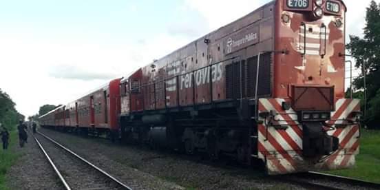 ¡No a los despidos ferroviarios!