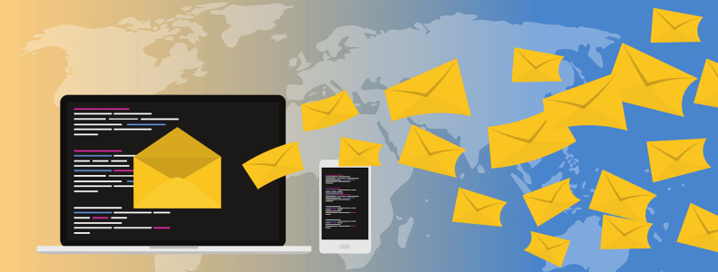 .Msg email file attachment illustration