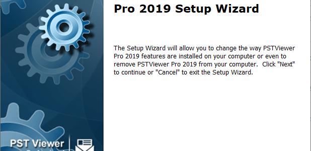 Installing PstViewer PRo