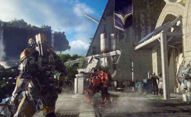 Anthem Delay Is Due To New Battlefield Game Coming In