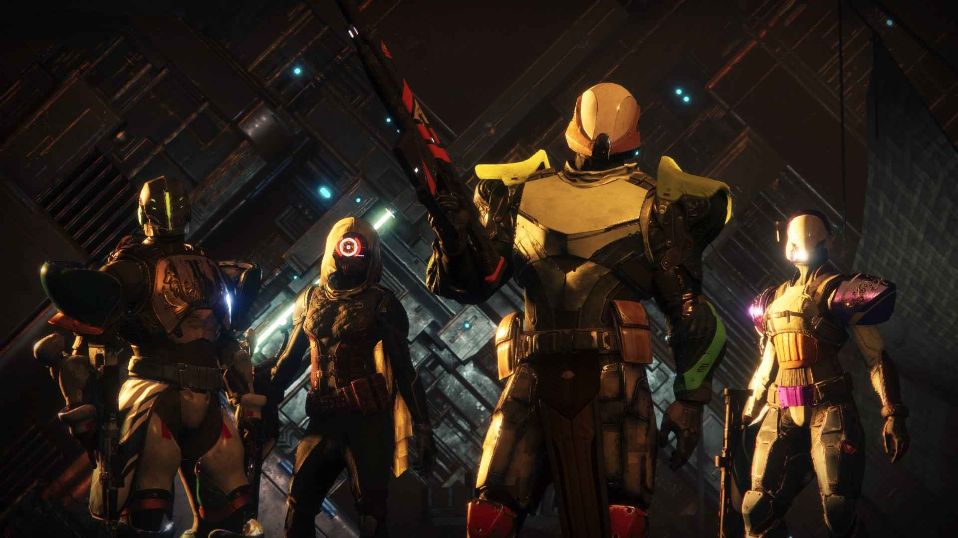 Destiny 2 Player Count Drop Is Shocking As Bungie Shuts