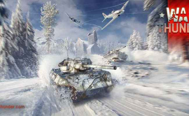 War Thunder Winter Event 2018 Incoming As Update 1 75