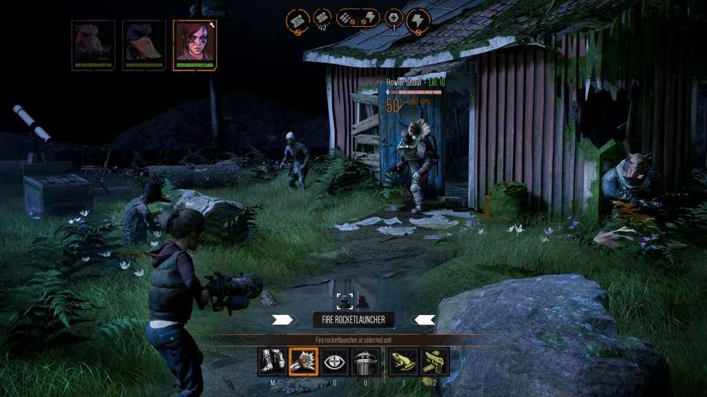 Mutant Year Zero Road to Eden Announced For PS4