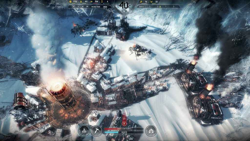 Girls Und Panzer Wallpaper Frostpunk Coming To Ps4 With Remapped Controls