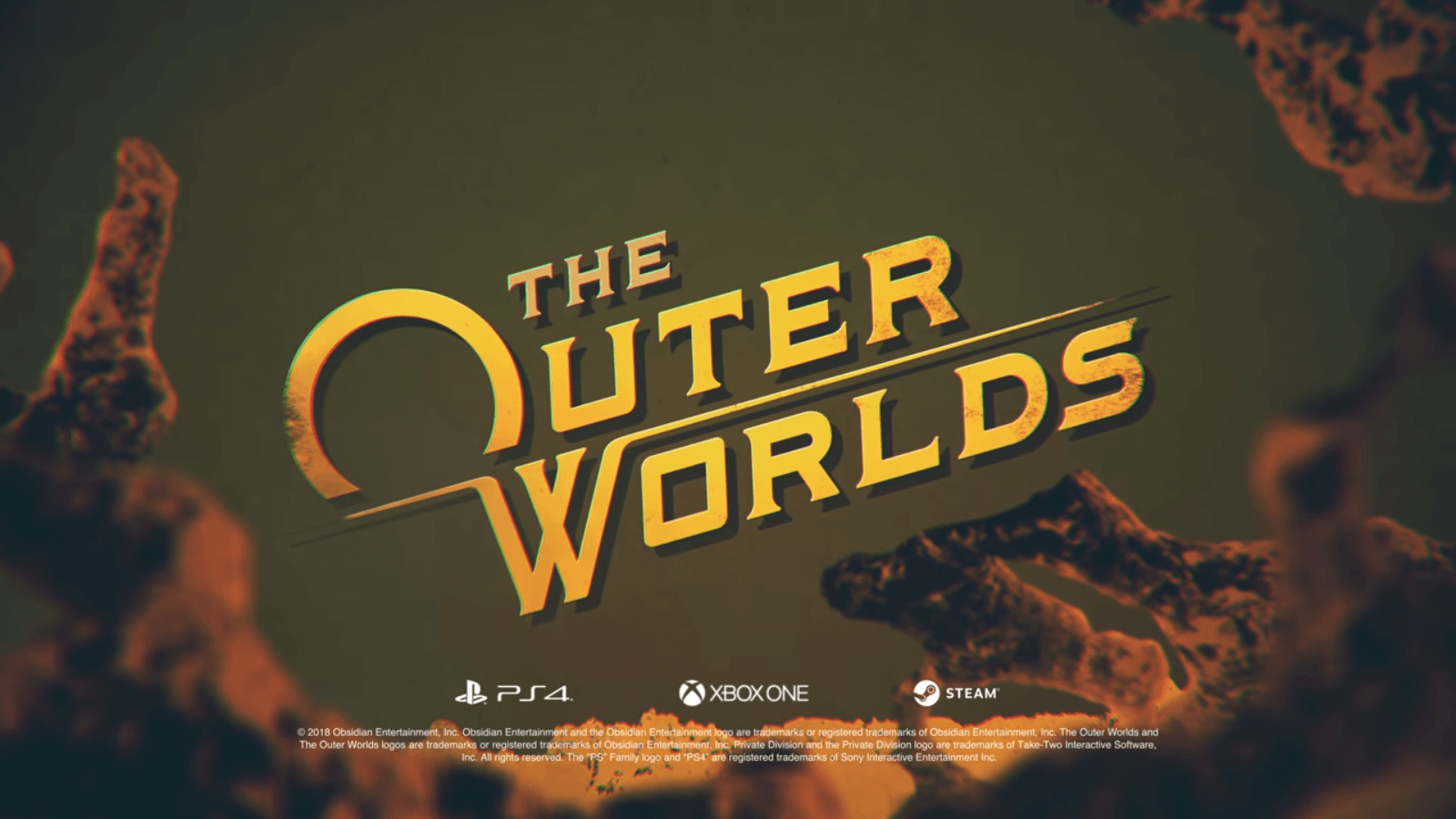 The Outer Worlds Announced By Obsidian PlayStation Universe