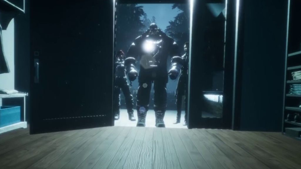 Intruders Hide And Seek Review Ps Vr Playstation Universe