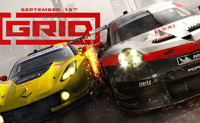 Grid Release Date Confirmed For Ps4 Gameplay Revealed