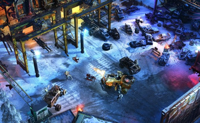 Wasteland 3 Returns With New Gameplay At E3 2019