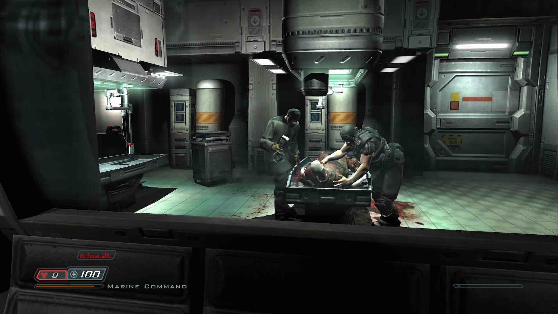 doom 3 ps4 review