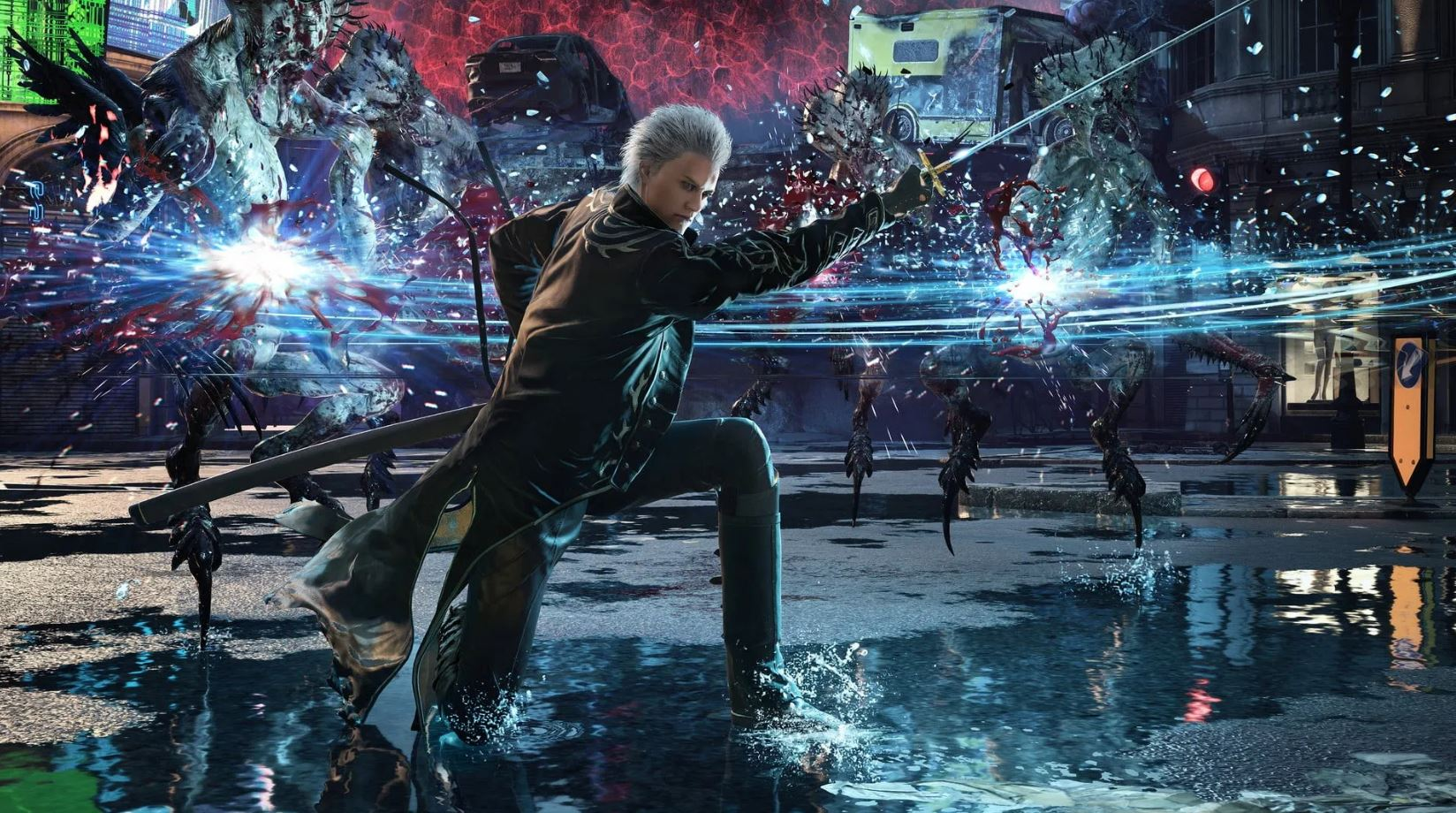 Devil May Cry 5 Special Edition Looks Incredible In Ray