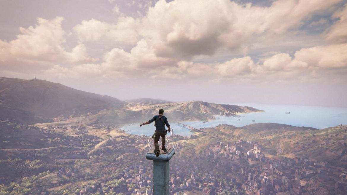 Uncharted 4 Animator Reveals An Assassin's Creed Easter Egg Featured In Chapter 11 - PlayStation Universe