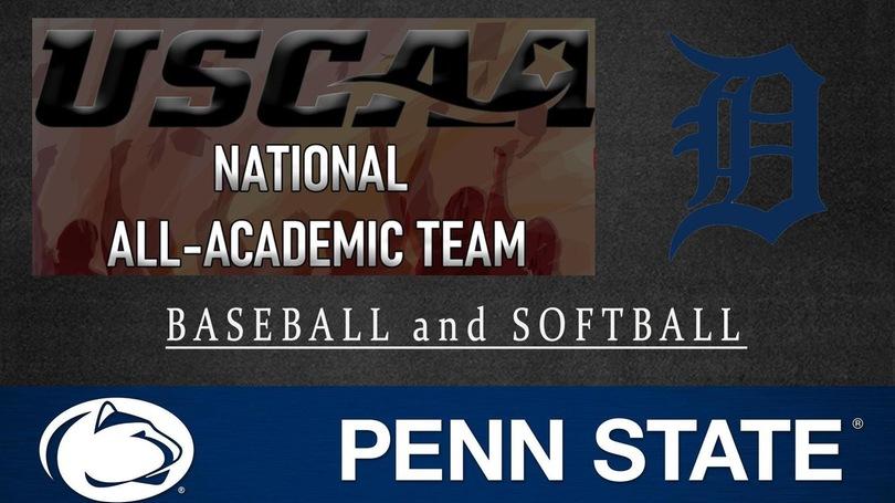 2020 USCAA National All-Academic Team