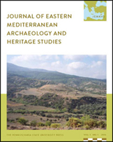 Journal of Eastern Mediterranean Archaeology and Heritage Studies Covers
