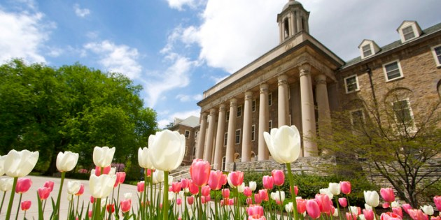 The Freshman's Guide to Being a Nittany Lion