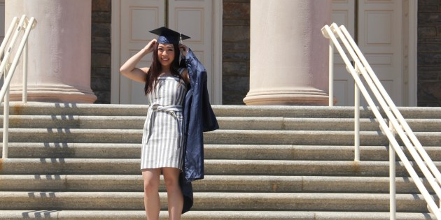A Letter to the Best People I've Met at Penn State: Dorianne Young's Senior Column