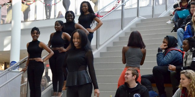 African Students Association Gears Up for Miss Africa PSU in HUB Performance