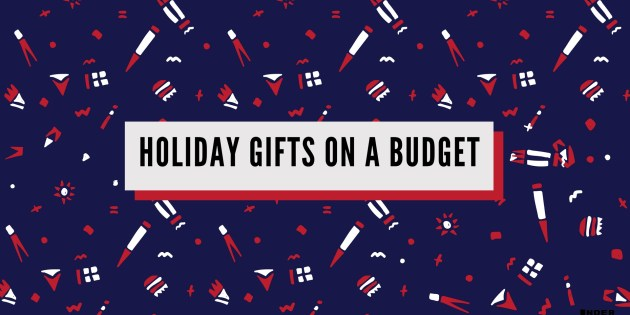 Your Guide to Gifts on a Budget