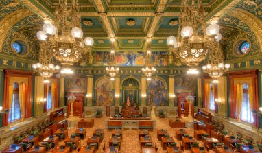 Bills Banning Abortion After 20 Weeks and Defunding Sanctuary Cities Pass PA State Senate