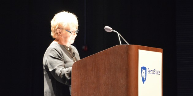 Holocaust Survivor Irene Zisblatt Recounts Her Experiences