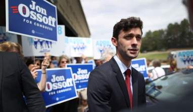 Centre County Young Democrats to Hold Phonebank for Georgia Candidate Jon Ossoff
