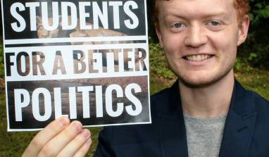 """""""Students for a Better Politics"""" provides nonpartisan discussion"""