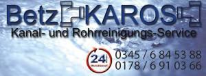 Betz Karos Halle Logo