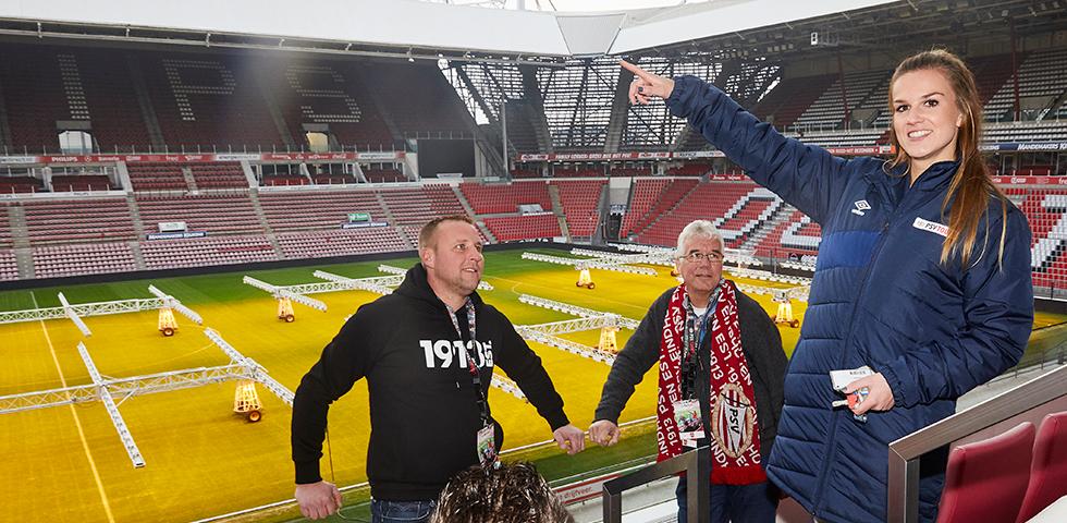 PSVnl  PSV Stadium Tour