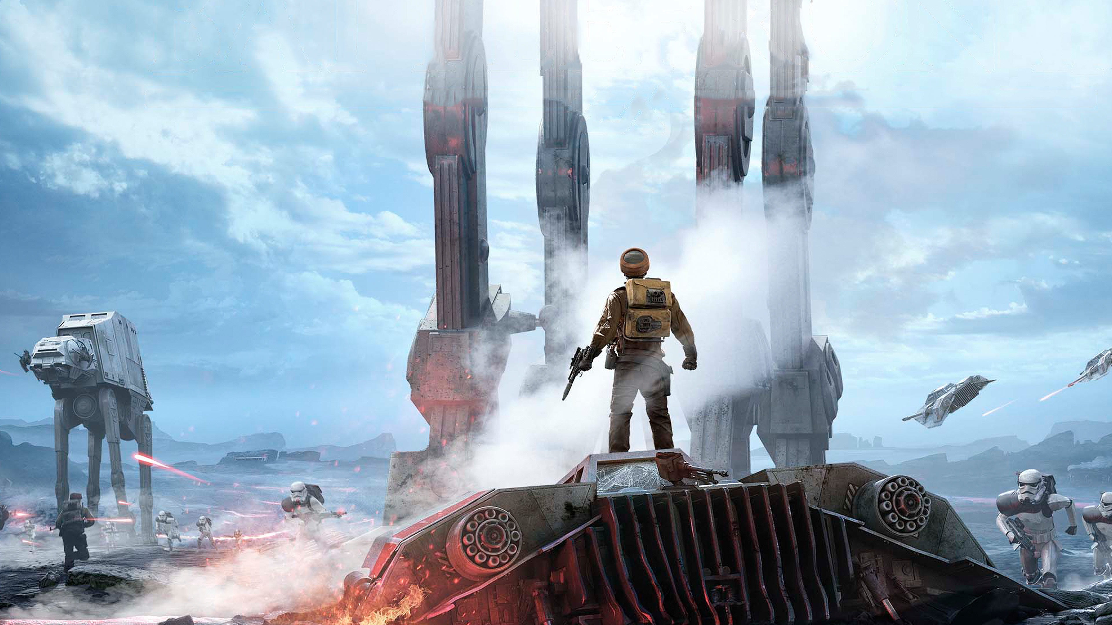 Star Wars Battlefront Ps Wallpapers