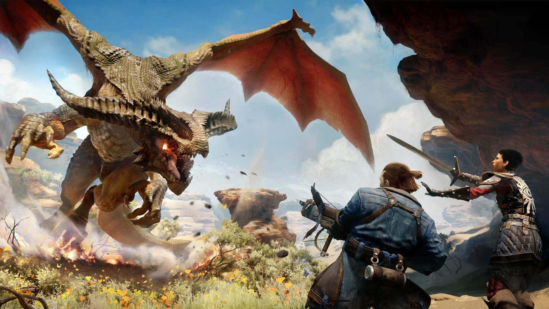Dragon Age Inquisition Ps Wallpapers
