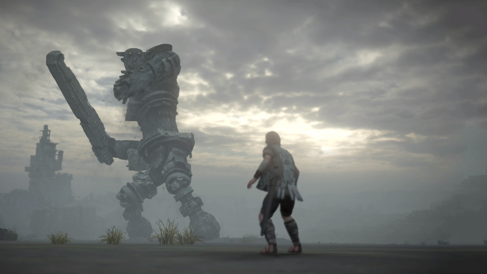 Shadow Of The Colossus Ps Wallpapers