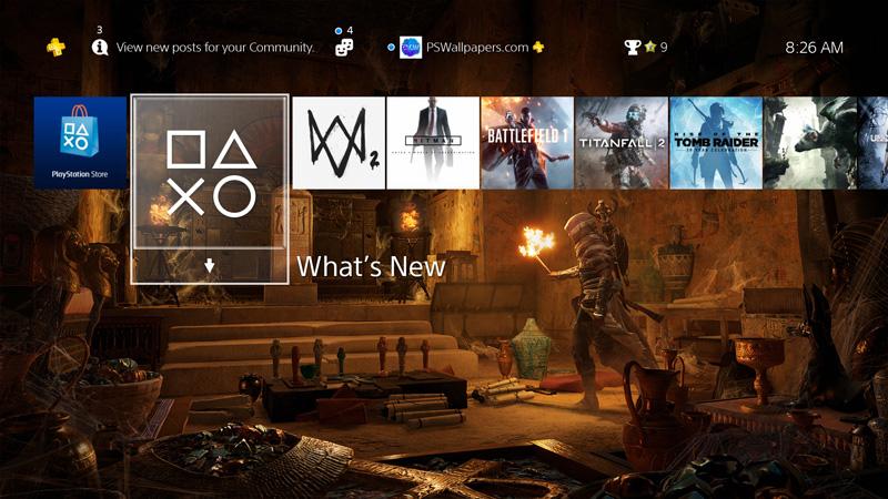 Assassins Creed Origins 04 4k Preview Main Playstation Wallpapers