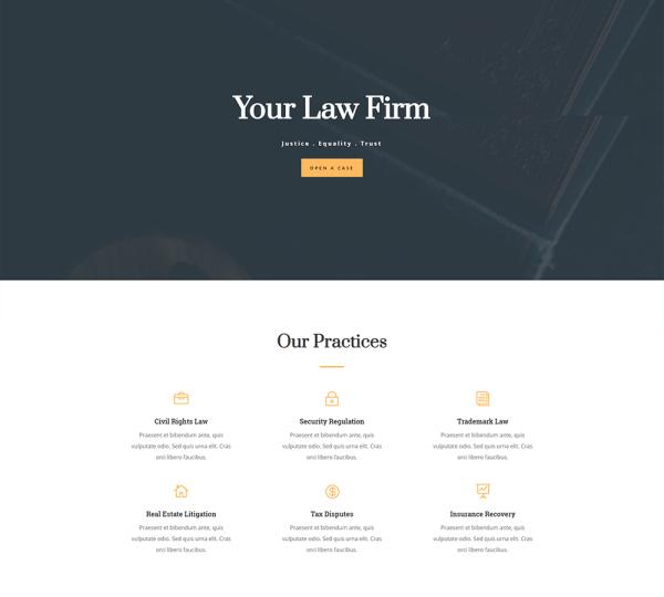 Law Theme