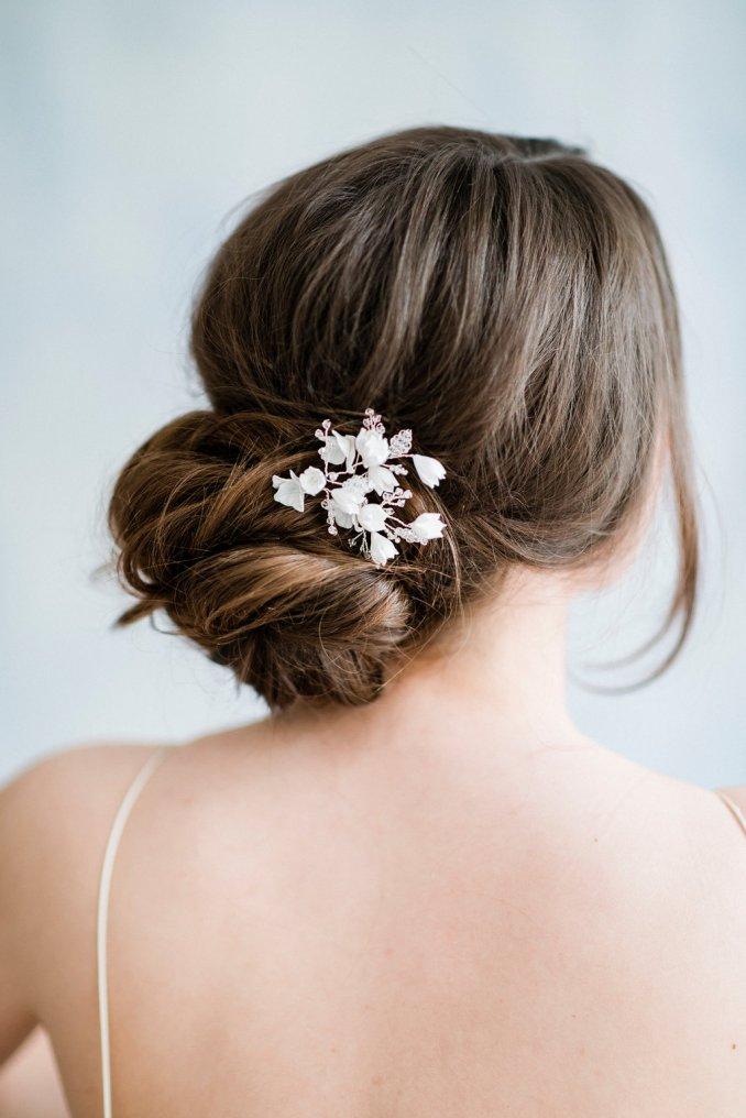 the aurora bridal hairpins