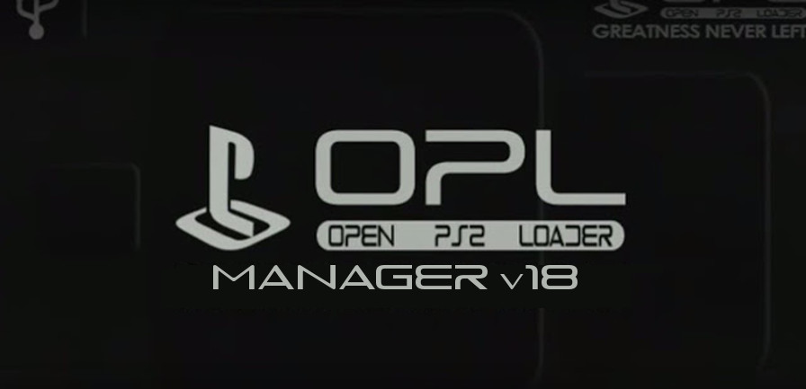 PS2  OPL Manager v18 New OPL Simulator Game Cover Spine LAB Support  Alot from danielb