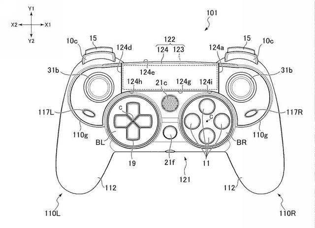New PS4 DualShock 4 CUH-ZCT2U Controller Passes Through