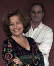 Jean-Paul Sauzède et Anne Sauzède-Lagarde