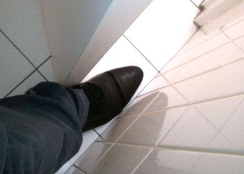 Technique du pied dans la porte